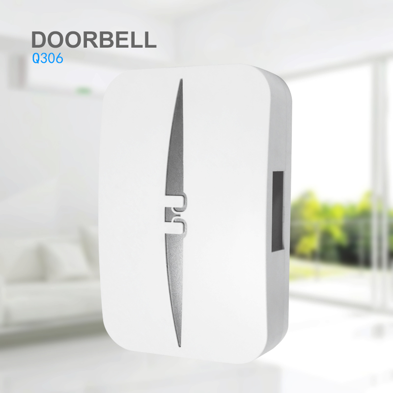 WRIED MECHANICAL DOORBELL Q306