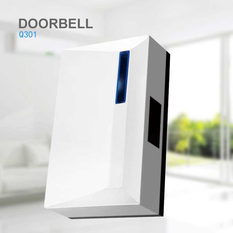 WRIED MECHANICAL DOORBELL Q301