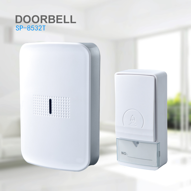 WIRELESS DOORBELL SP8532T